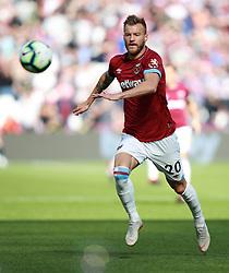West Ham United's Andriy Yarmolenko