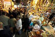 Istanbul spice bazaar