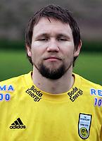 Fotball<br /> La Manga - Spania<br /> 27.02.2005<br /> Portretter Bodø/Glimt<br /> Foto: Morten Olsen, Digitalsport<br /> <br /> Per Ivar Steinbakk