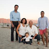 Santa Barbara Family Gathering Photos