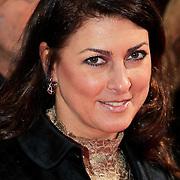 NLD/Amsterdam/20101103- Filmpremiere Sint de film, Euvgenia Parakhina