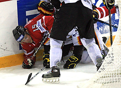 Dany Heatley (15) of Canada at ice-hockey game Canada vs Germany in Qualifying Round Group F, at IIHF WC 2008 in Halifax,  on May 10, 2008 in Metro Center, Halifax, Nova Scotia,Canada. Canada won 11:1. (Photo by Vid Ponikvar / Sportal Images)