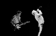 Pete Townshend and Roger Daltrey of The Who