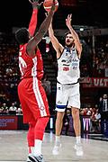 Vitali Luca<br /> A|X Armani Exchange Olimpia Milano - Germani Basket Brescia<br /> Basket Serie A LBA 2019/2020<br /> MIlano 29 September 2019<br /> Foto Mattia Ozbot / Ciamillo-Castoria
