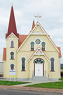 Oceania, Australia; Australian; Tasmania; town of Penguin, United Church