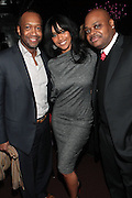 7 March 2011- New York, NY- l to r: Jeff Friday, Carmen Murray and Phil Robinson at the Power of Urban Presentation and Reception hosted by Magic Johnson and Yucaipa and held at the Empire Penthouse on March 7, 2011 in New York City. Photo Credit: Terrence Jennings/Photo Credit: Terrence Jennings for Uptown Magazine