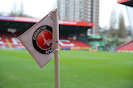 The Valley during the Sky Bet Championship match between Charlton Athletic and Blackburn Rovers at The Valley, London, England on 23 January 2016. Photo by Matthew Redman.