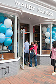 Warby Parker - Georgetown Opening