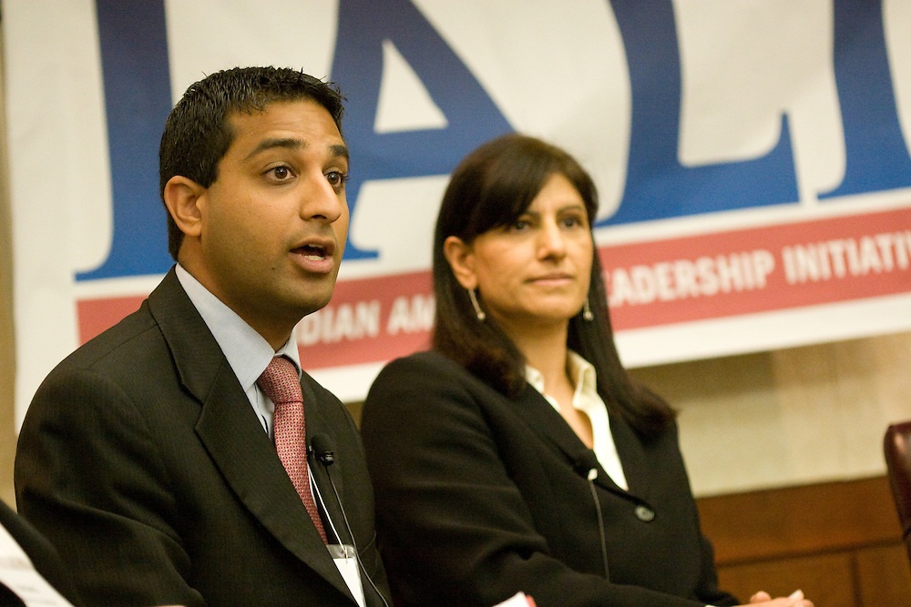 The Indian American Democratic Dialogue gathered Indian-American Democrats and progressives across the country for two days of policy and politics discussion. The first and largest conference of its kind, it was sponsored by the Indian American Leadership Initiative (IALI) and held at the Center for Strategic and International Studies in Washington, DC.