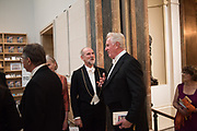 CHRISTOPHER LE BRUN, LORD MARLAND, 2019 Royal Academy Annual dinner, Piccadilly, London.  3 June 2019