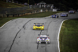 October 7, 2017 - Petit Le Mans, USA - 25 BMW TEAM RLL (USA) BMW M6 GTLM BILL AUBERLEN (USA) ALEXANDER SIMS (GBR) NICKY CATSBURG  (Credit Image: © Panoramic via ZUMA Press)