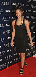 May 26, 2018 - Las Vegas, Nevada, United States of America - Ajiona Alexus attends the Grand Opening of APEX Social Club as part of Palms Casino Resort $620million  renovation on May 25, 2018  in Las Vegas, Nevada. (Credit Image: © Marcel Thomas via ZUMA Wire)