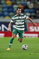 Cedric - 29.11.2014 - Sporting / Vitoria Setubal - Liga Sagres<br /> Photo : Carlos Rodrigues / Icon Sport