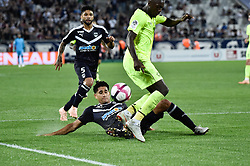 September 26, 2018 - Bordeaux, France - Pablo (gir) vs Nicolas Pepe  (Credit Image: © Panoramic via ZUMA Press)