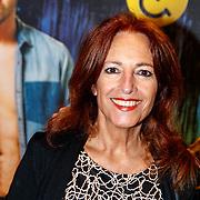 NLD/Amsterdam/20180205 - The Full Monty premiere, Paula Patricio