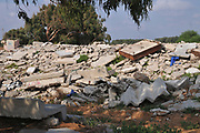 Israeli Home Front Command earthquake, bomb and disaster rescue training site