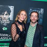 NLD/Hilversum/20191202 - Premiere Telefilms 2019, Eelco Smits en Mara van Vlijmen