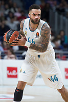 Real Madrid Jeffery Taylor during Turkish Airlines Euroleague match between Real Madrid and Anadolu Efes at Wizink Center in Madrid, Spain. January 25, 2018. (ALTERPHOTOS/Borja B.Hojas)
