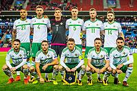 Fotball , 8 Oktober , VM Kvalifisering , FIFA World Cup European qualifiers , Landslaget , Norge - Nord-Irland , Norway - Northern Ireland , Team Photo<br /> <br />  , Foto: Marius Simensen, Digitalsport