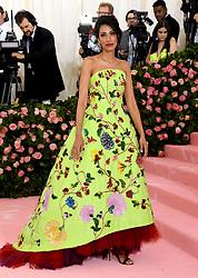 Huma Abedin attending the Metropolitan Museum of Art Costume Institute Benefit Gala 2019 in New York, USA.