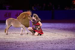 Show: Philippot Melie<br /> Stockholm International Horse Show 2012<br /> © Hippo Foto - Peter Zachrisson