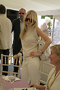 Marissa Montgomery. Cartier Style et Luxe champagne reception and lunch at the  the Goodwood festival of Speed. 9 July 2006. -DO NOT ARCHIVE-© Copyright Photograph by Dafydd Jones 66 Stockwell Park Rd. London SW9 0DA Tel 020 7733 0108 www.dafjones.com