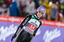 30.12.2017, Schattenbergschanze, Oberstdorf, GER, FIS Weltcup Ski Sprung, Vierschanzentournee, Garmisch Partenkirchen, Wertungsdurchgang, im Bild Andreas Wellinger (GER) // Andreas Wellinger of Germany during his Competition Jump for the Four Hills Tournament of FIS Ski Jumping World Cup at the Schattenbergschanze in Oberstdorf, Germany on 2017/12/30. EXPA Pictures © 2017, PhotoCredit: EXPA/ JFK