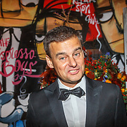 NLD/Amsterdam/20151017 - Inloop JFK Greatest Man Award 2015, Wilfred Genee
