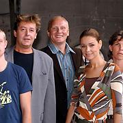 Persviewing Missie Warmoesstraat, cast, Mischa Hulschof, Alexander van Heteren, Mark van der Laan, Froukje de Both, Dorijn Curvers