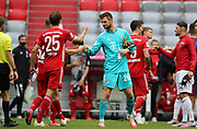 Torwart Manuel NEUER Bayern Muenchen) During the Bayern Munich vs SC Freiburg Bundesliga match  at Allianz Arena, Munich, Germany on 20 June 2020.