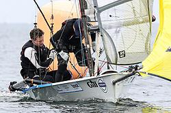 , Kiel - Kieler Woche 20. - 28.06.2015, RS 800 - GBR 961
