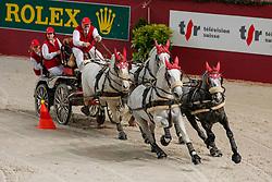 Wurgler Daniel - ,Generale Cassa, Generale Erga, Favory Pastora, Attila XI<br /> CAI-W Geneve 2007<br /> Photo © Hippo Foto