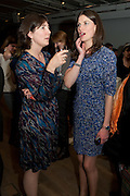LIZZIE BROADBENT;  RACHEL MILLWARD; - BIRDS EYE VIEW INTERNATIONAL WOMEN'S DAY  RECEPTION, BFI Southbank. London. 8 March 2012.