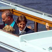 NLD/Amsterdam/20060520 - Huwelijk Edwin van der Sar en Annemarie van Kesteren, Edwin van der Sar