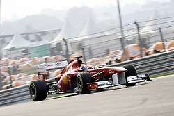 29.10.2011, Jaypee-Circuit, Noida, IND, F1, Grosser Preis von Indien, Noida, im BildFernando Alonso (ESP),  Scuderia Ferrari // during the Formula One Championships 2011 Large price of India held at the Jaypee-Circui 2011-10-29  EXPA Pictures © 2011, PhotoCredit: EXPA/ nph/  Dieter Mathis       ****** out of GER / CRO  / BEL ******