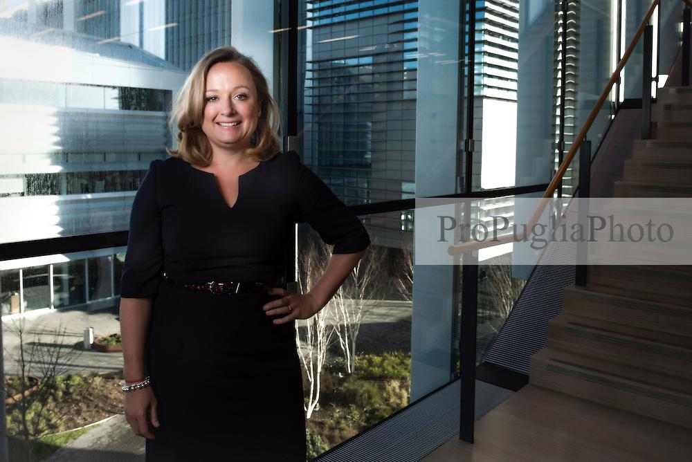 Sky Women in Leadership, portrait of Lucy Thomas