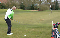 INSTRUCTIE met TOM STAM, golfprofessional van Almeerderhout. COPYRIGHT KOEN SUYK