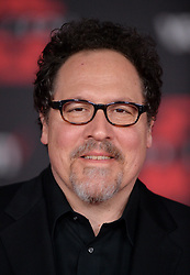 Jon Favreau attends the world premiere of Disney Pictures and Lucasfilm's 'Star Wars: The Last Jedi' at The Shrine Auditorium on December 9, 2017 in Los Angeles, CA, USA. Photo by Lionel Hahn/ABACAPRESS.COM