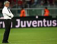 Fotball<br /> Italia<br /> Foto: Inside/Digitalsport<br /> NORWAY ONLY<br /> <br /> Torino 25.08.2007 Match Day 1<br /> Juventus v Livorno 5-1 <br /> <br /> Juventus trainer Claudio Ranieri
