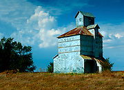 Historic Gano Grain Elevator, Kansas