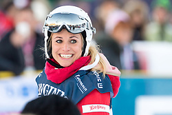 21.01.2017, Hahnenkamm, Kitzbühel, AUT, FIS Weltcup Ski Alpin, KitzCharity Trophy, im Bild Luisa Lehmann (Audi 2) // during the KitzCharity Trophy of FIS Ski Alpine World Cup at the Hahnenkamm in Kitzbühel, Austria on 2017/01/21. EXPA Pictures © 2017, PhotoCredit: EXPA/ Serbastian Pucher
