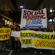 No Demolitions, No social cleansing - Smash the HDV!