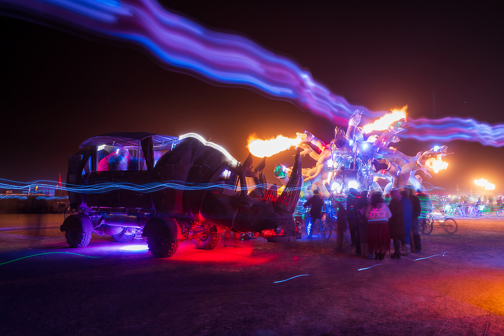 Medusa Madness from: Petaluma, CA year: 2015<br /> <br /> Medusa Madness. Dare to stare lest you be turned to stone. Contact: medusa@rearedinsteel.com