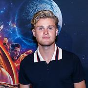 NLD/Amsterdam/20180425 - Première The Avengers: Infinity War, Kaj van der Voort