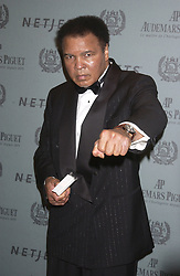 Dec 02, 2003; Los Angeles, CA, USA; Legend MUHAMMAD ALI  at the 'Time To Give' Gala benefitting The Afghanistan World  Foundation. Muhammad Ali received  'The Freedom Award' at  the Gala which was previously given to President Ronald  Reagan. The Award given to Mr. Ali recognizes his humanitarian  efforts on behalf of Afghan children. (Credit Image: © Paul Fenton/KPA/ZUMAPRESS.com)