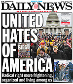 January 31, 2021 (US): Front-page: Today's Newspapers In United States