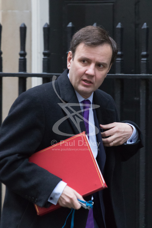 Downing Street, London, February 9th 2016.  Chief Secretary to the Treasury Greg Hands arrives in Downing Street for the weekly cabinet meeting. ///FOR LICENCING CONTACT: paul@pauldaveycreative.co.uk TEL:+44 (0) 7966 016 296 or +44 (0) 20 8969 6875. ©2015 Paul R Davey. All rights reserved.