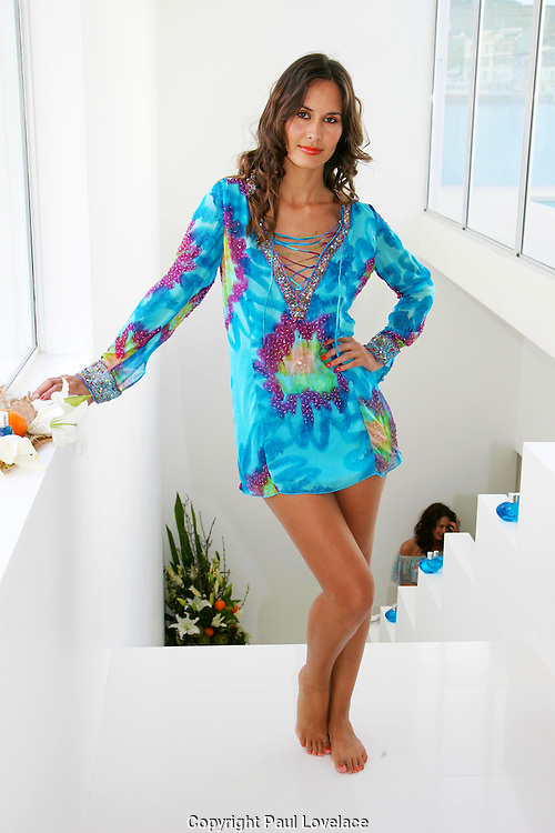 Fashion Designer Camilla Franks unveils the new mediterranean capsule collection, Sydney, Australia - 4 Sep 2007.Pics : Paul Lovelace 04.09.07, Fashion shoots & events, Sydney . An instant sale option is available where a price can be agreed on image useage size. Please contact me if this option is preferred.