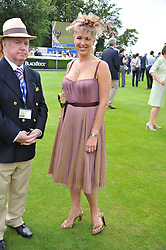 CLARE SWEENEY at the 3rd day of the 2011 Glorious Goodwood Racing Festival - Ladies Day at Goodwood Racecourse, West Sussex on 28th July 2011.