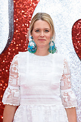 June 13, 2018 - London, United Kingdom of Great Britain and Northern Ireland - Edith Bowman arriving at the London premiere of 'Ocean's 8' at Cineworld Leicester Square on June 13, 2018 in London, England  (Credit Image: © Famous/Ace Pictures via ZUMA Press)